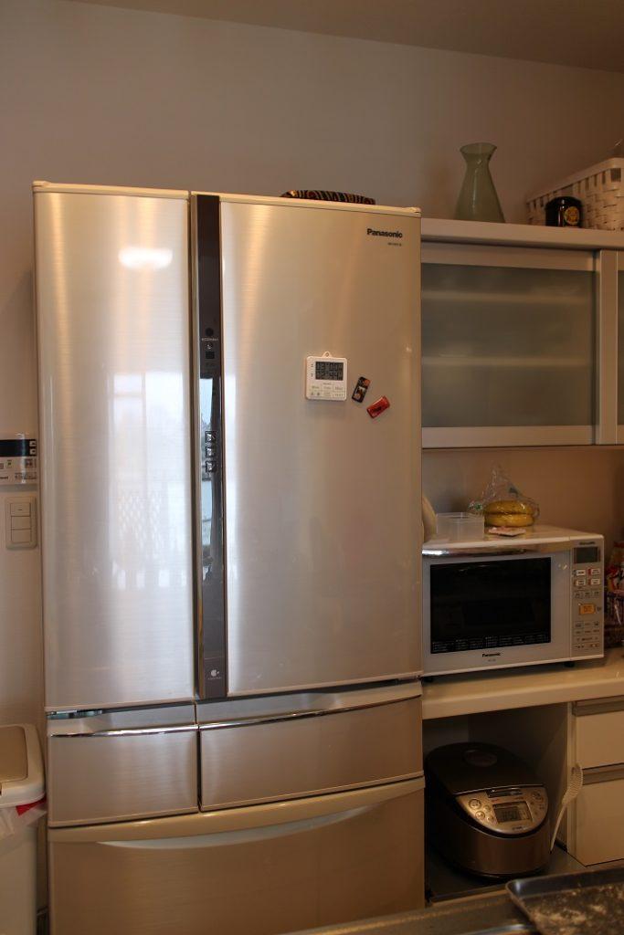 冷蔵庫買いました!Panasonic NR-F507T-Nレビュー