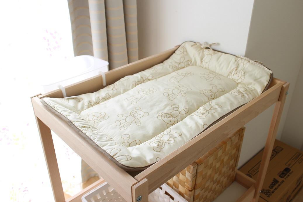 IKEA激安おむつ替え台を徹底検証!
