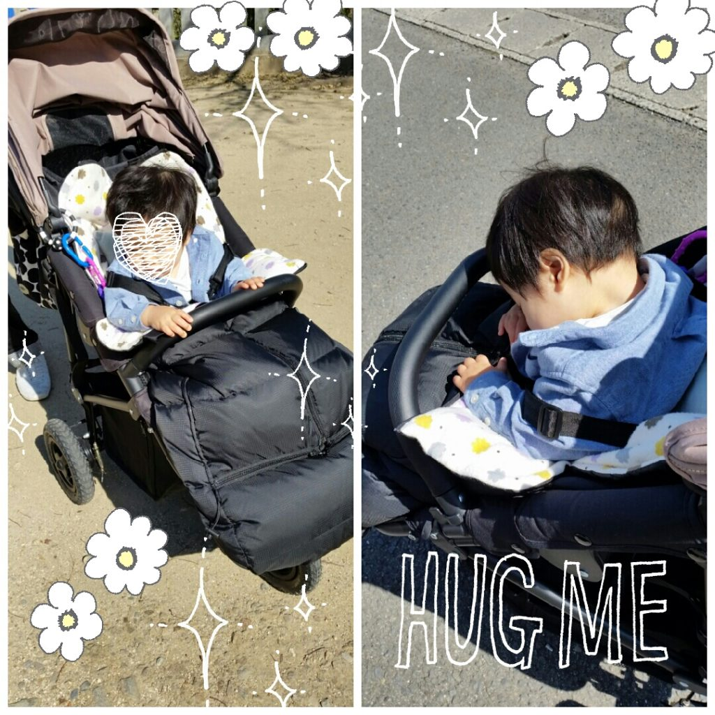 お散歩DAY!!