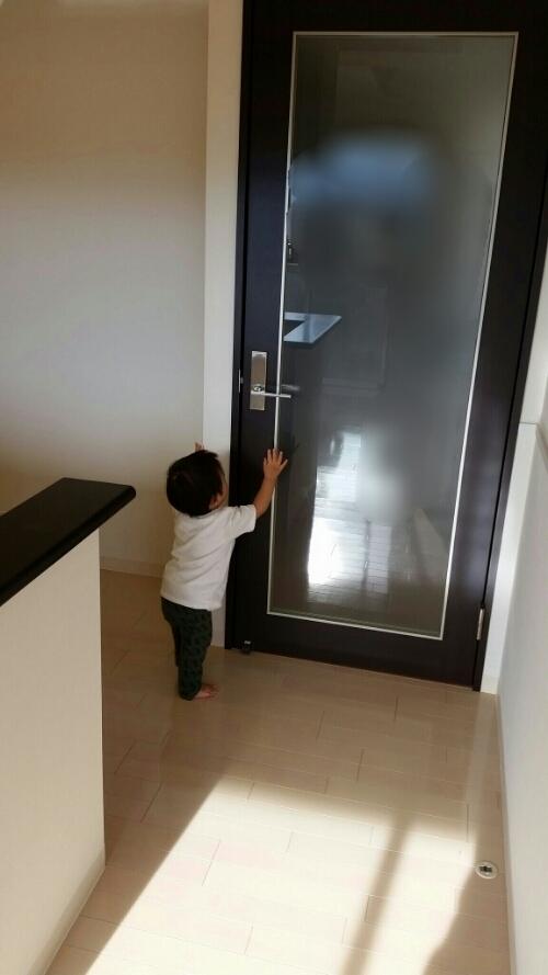 1才児の暮らす家、安全対策の悩み