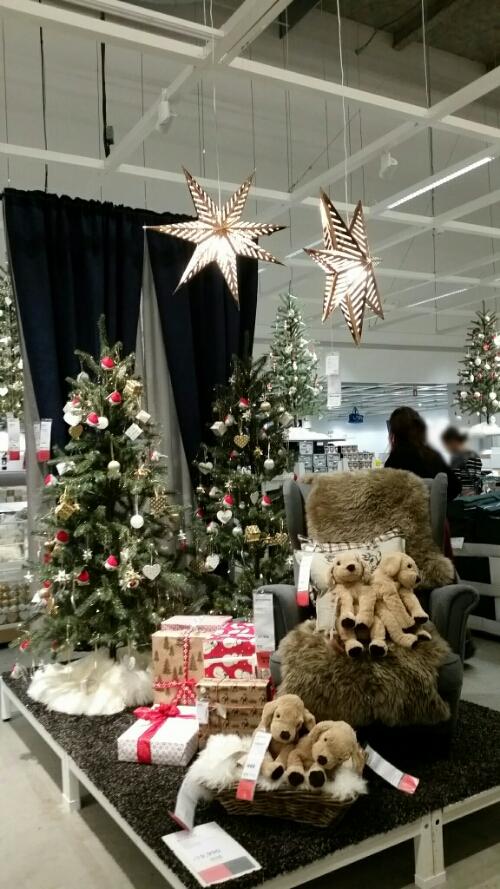 IKEAで1才のクリスマスプレゼント購入!