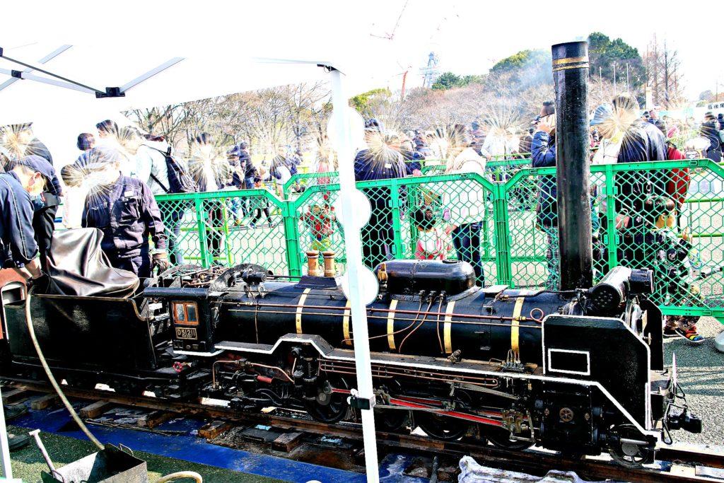鉄道っ子と週末イベントへおでかけ。