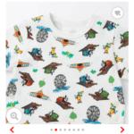 ついに!ユニクロからきかんしゃトーマスのドライパジャマ発売!