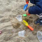 子どものおもちゃの取り合いへの対応に悩む。引っ込み思案なのび太くんタイプの場合