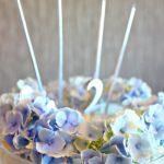 子どもの誕生日パーティー!豪華主義ならケーキにお花を乗せてみよう!!