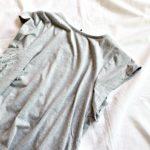 夏のプチプラママ服購入品に満足。さらっと着れる1,000円Tシャツ!