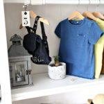 MARKEY'S購入品:男の子Tシャツとパンツでシンプルな夏コーデ。