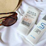 子どもの夏のお肌対策!日焼け止め剤と虫除け剤はこれ使ってます。