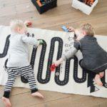 H&Mホームの子供部屋用道路プレイマットが可愛くて安い!!