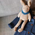 妊娠15週:編み物に手を出す。