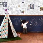 男の子の部屋の作り方~壁紙アレンジ~