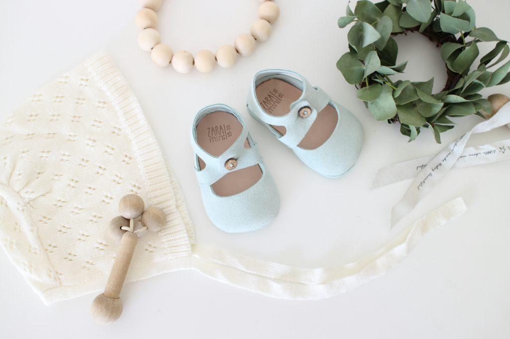 妊娠5ヶ月:ZARA miniのベビーシューズ購入!