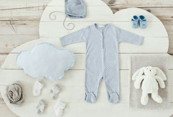 初妊婦さんが分かりやすい新生児ウェア&小物リスト
