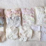 春生まれ女の子の新生児用準備品全部見せます!!