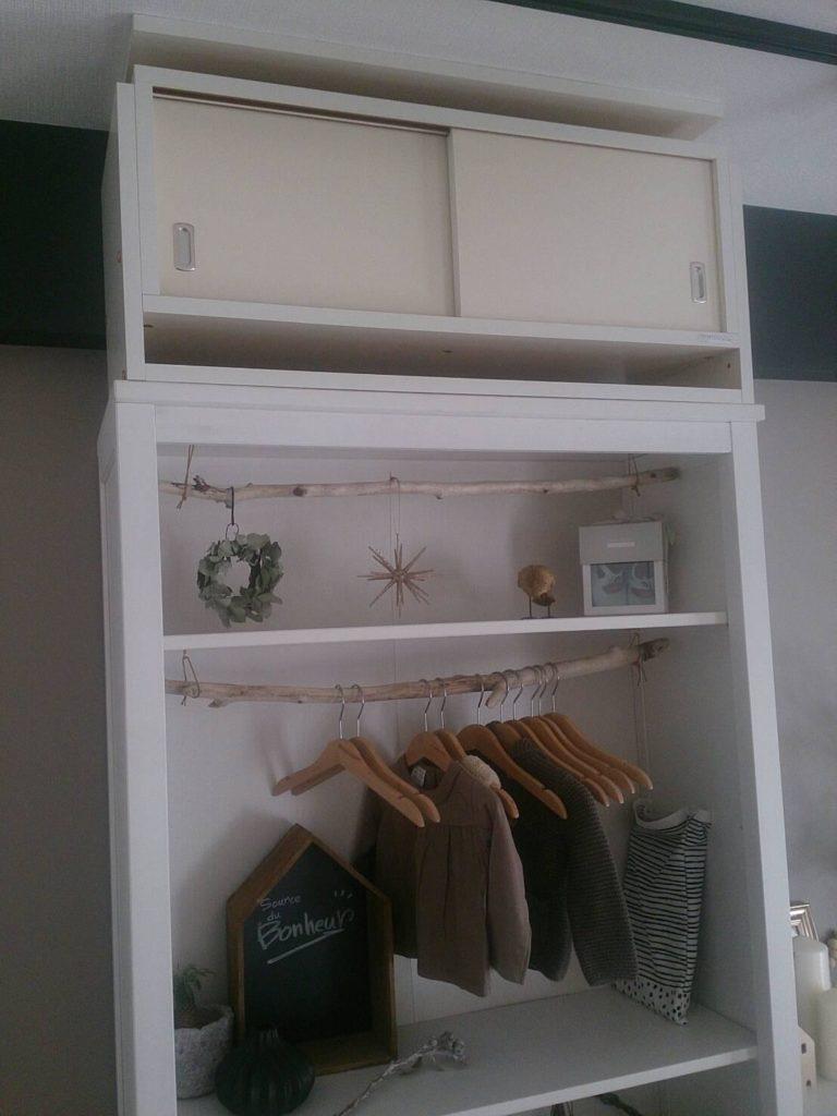 収納を兼ねた地震対策があった!子育て主婦に嬉しい家具固定方法のススメ。