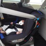 西松屋の安いチャイルドシートって新生児にはどうなのか?マムズキャリーレジェを使ってみた。