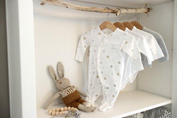 ZARAのベビー服を新生児に着せてみた感想とコーデ、サイズ感。