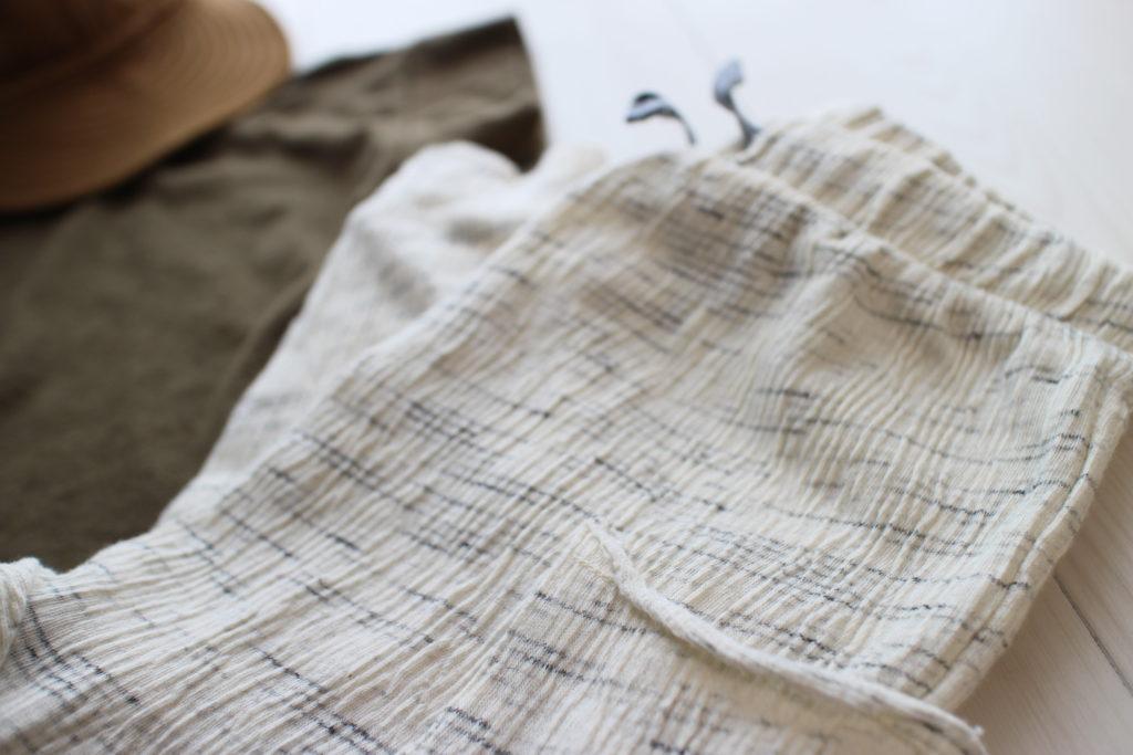 ZARA&monmimi&UNIQLO&無印良品購入品:夏物コーデと肌着のサイズ感。
