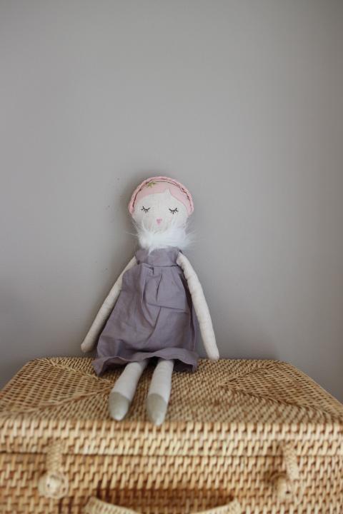ZARA HOME購入品。スタイリッシュなお人形が届いた。