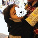 抱っこ紐0才児と3才児の冬アウターに悩んだ結果。