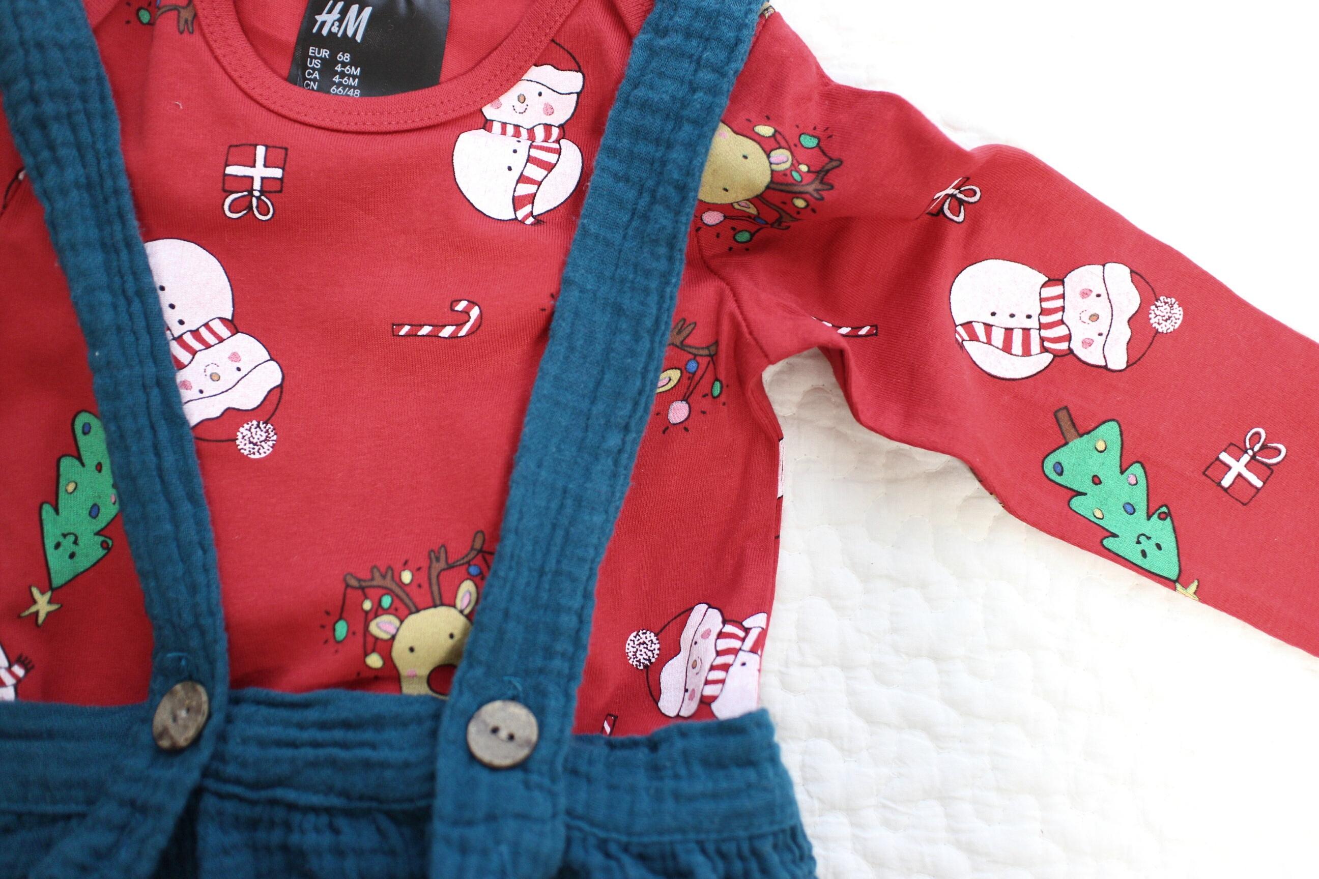 ベビーのクリスマスコスチュームはH&Mが激安でオススメ。