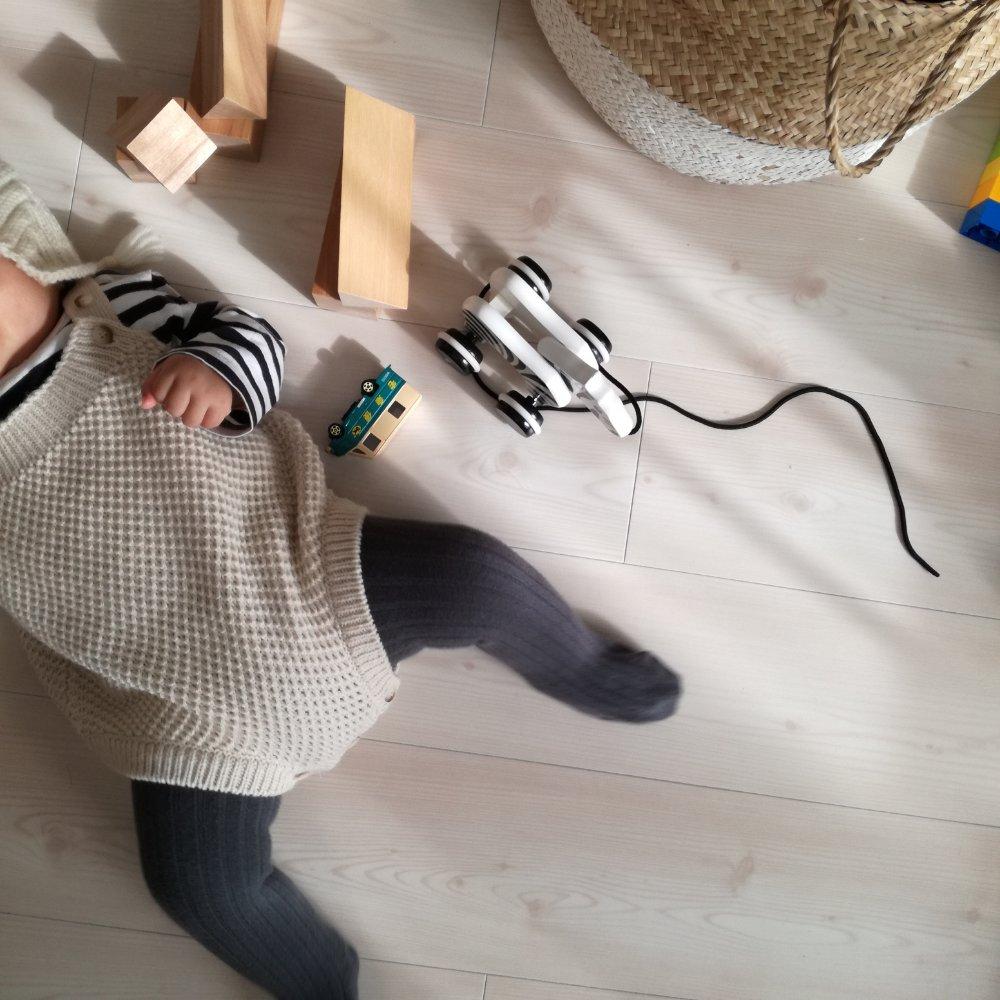 生後7ヶ月:進撃の赤ちゃん出現!!