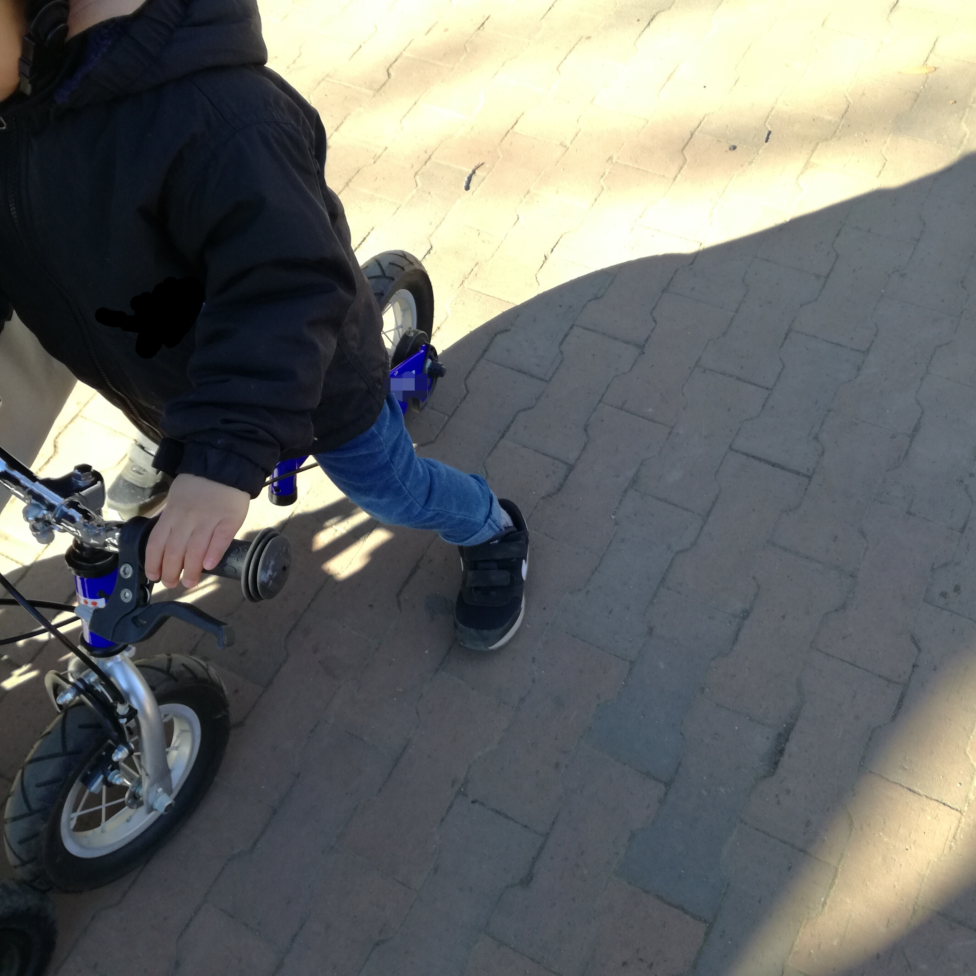 3才7ヶ月成長記録:幼稚園入園に向け育ち盛り。
