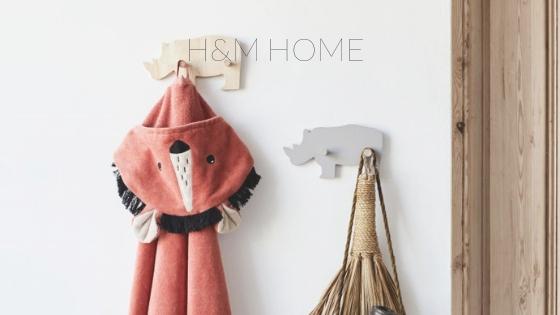 H&Mホームの子供部屋インテリアと収納が安くて可愛い!