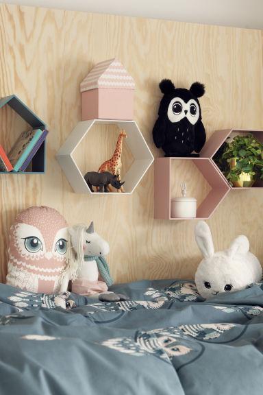 H&Mホームの子供部屋インテリアと収納。
