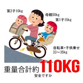 子ども乗せ電動自転車の運転が怖えよ!!危険を感じて思う事。