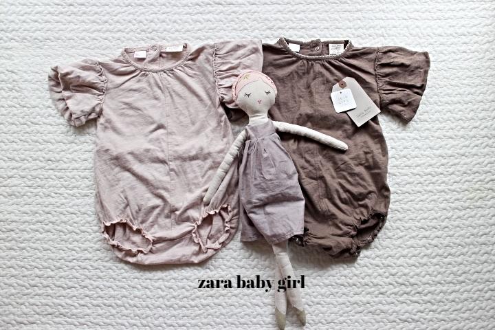 ZARAとH&Mベビー服購入品とちょっとしたお絵描き漫画。