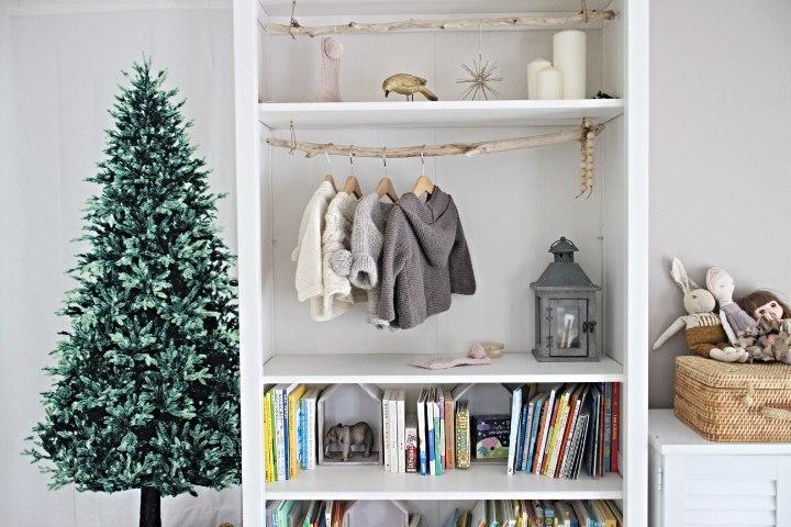 トーカイクリスマスツリー飾り付け