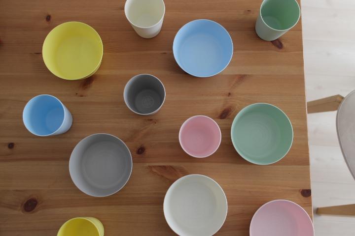 IKEAで春カラーの子供用テーブルウェアとおもちゃ購入!