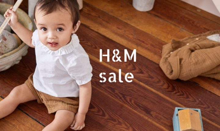 速報H&M春夏物セール情報!