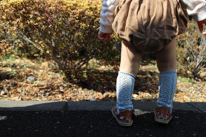 スペイン製CONDORの靴下ベビーのサイズ感は良くない