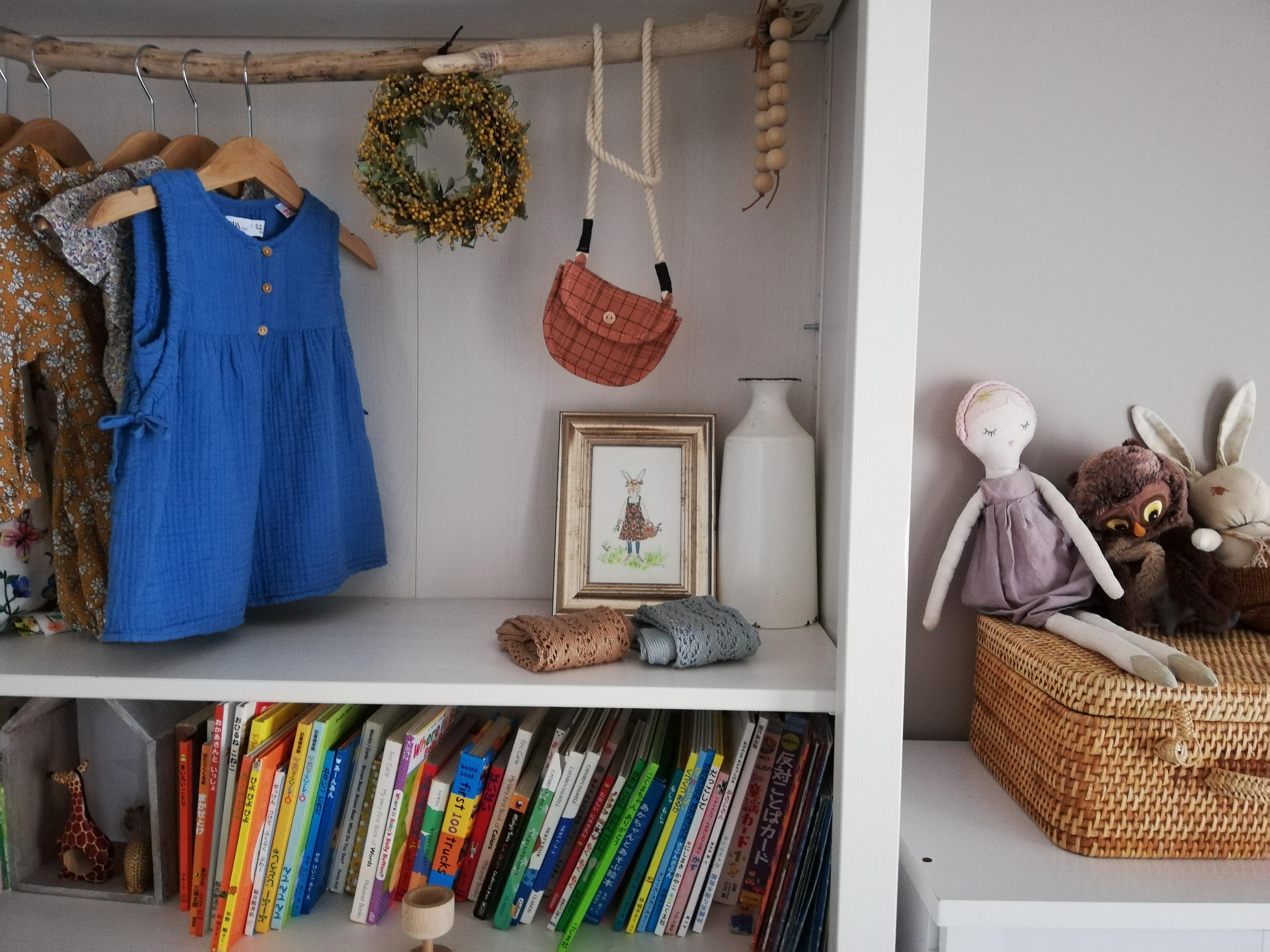 春夏の子供服、子供靴、お買い物記録。