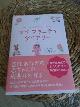 妊娠記録本:マイマタニティダイアリー