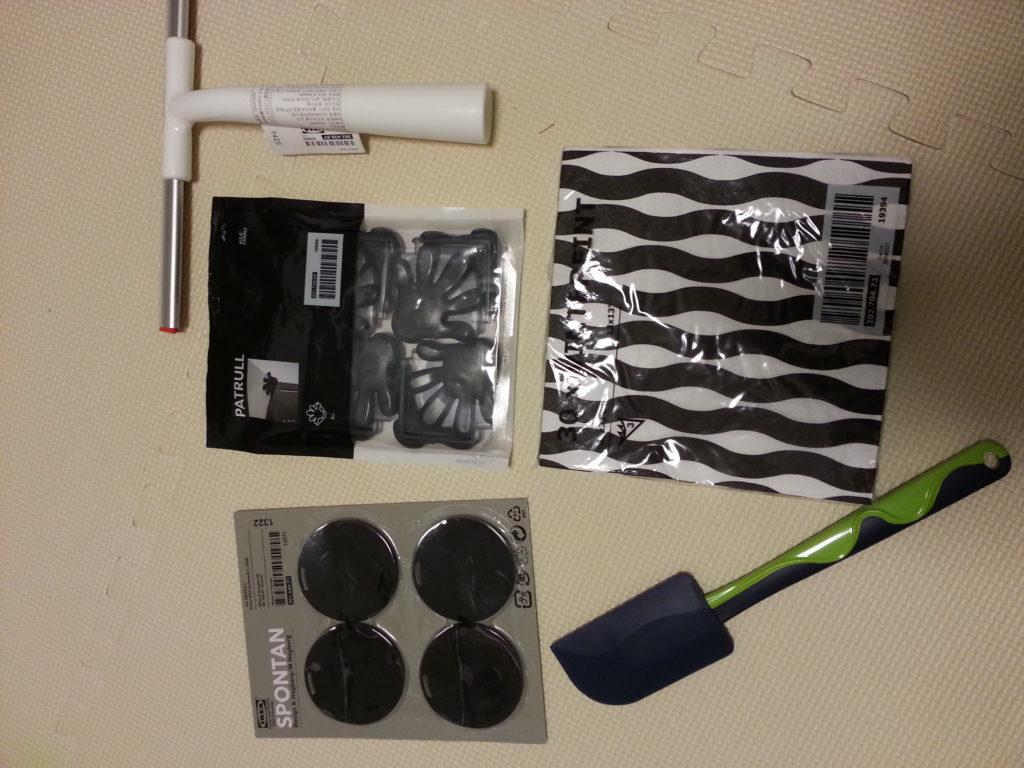 IKEAで買ったモノ☆