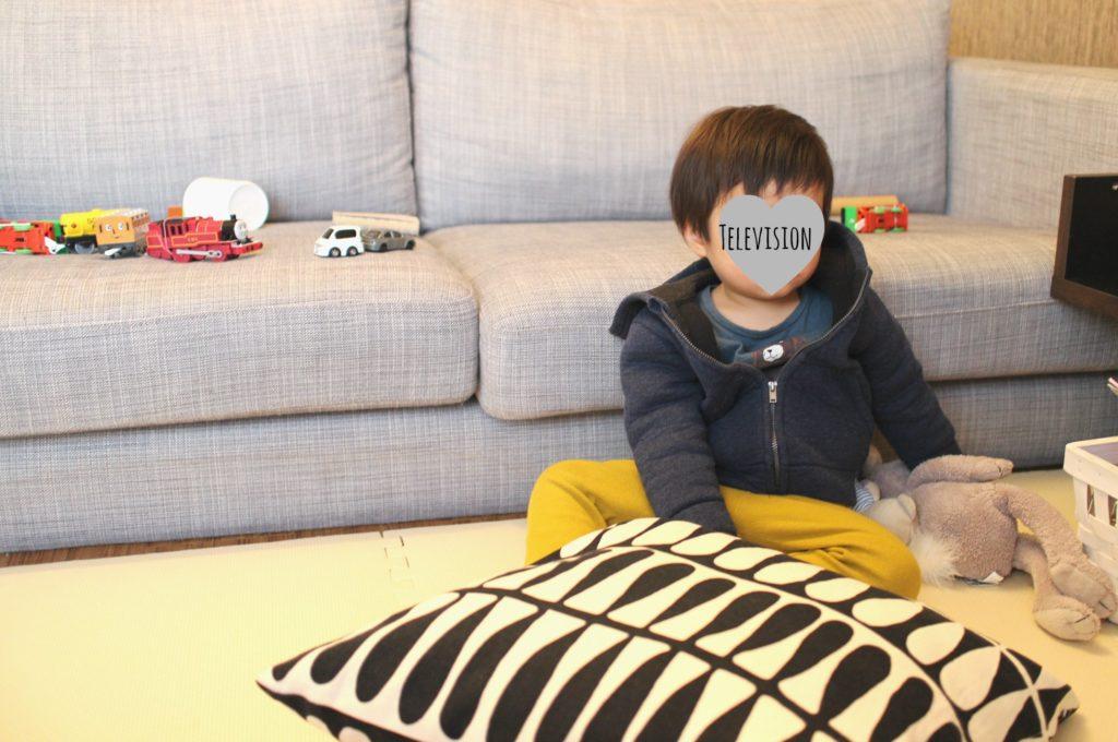テレビなし育児のその後経過。親がきつい。