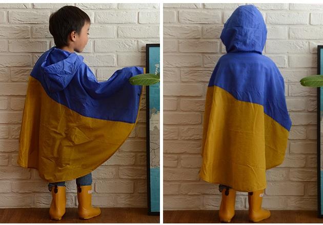 kidsraincoat