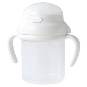 食洗機対応・ストローマグ 目盛容量200ml 1,200円