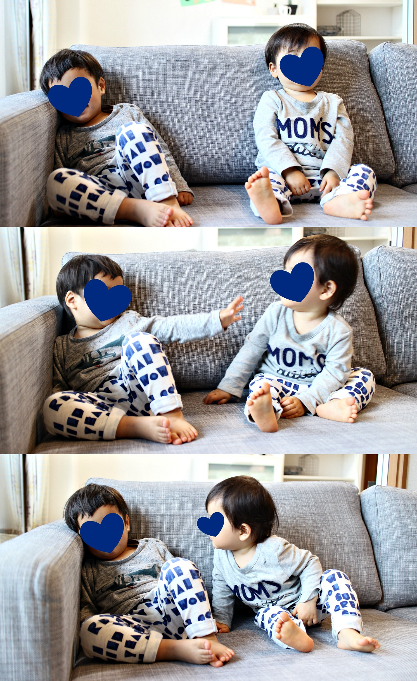 zara baby twins cordinate