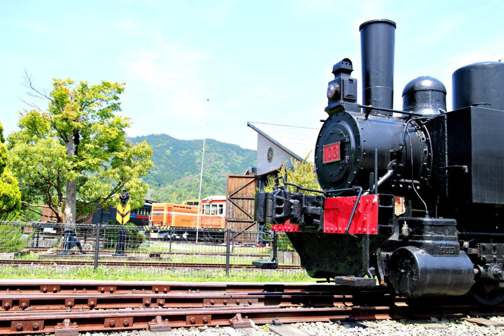 加悦SL広場に行って良かった話。子どもよりママが鉄道にハマった!