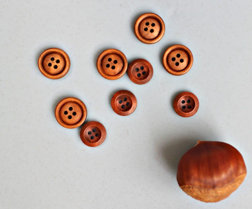 woodenbuttons