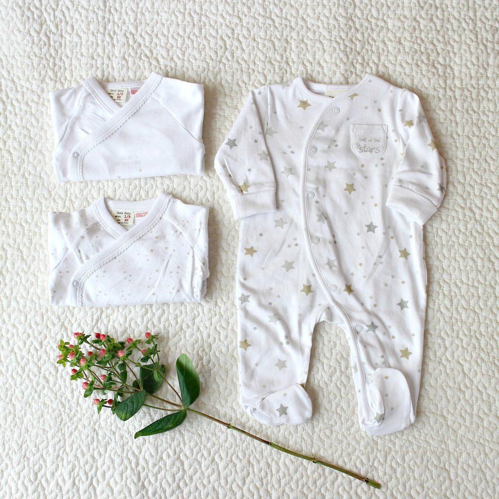 ZARAmini新生児ベビーウェア購入品