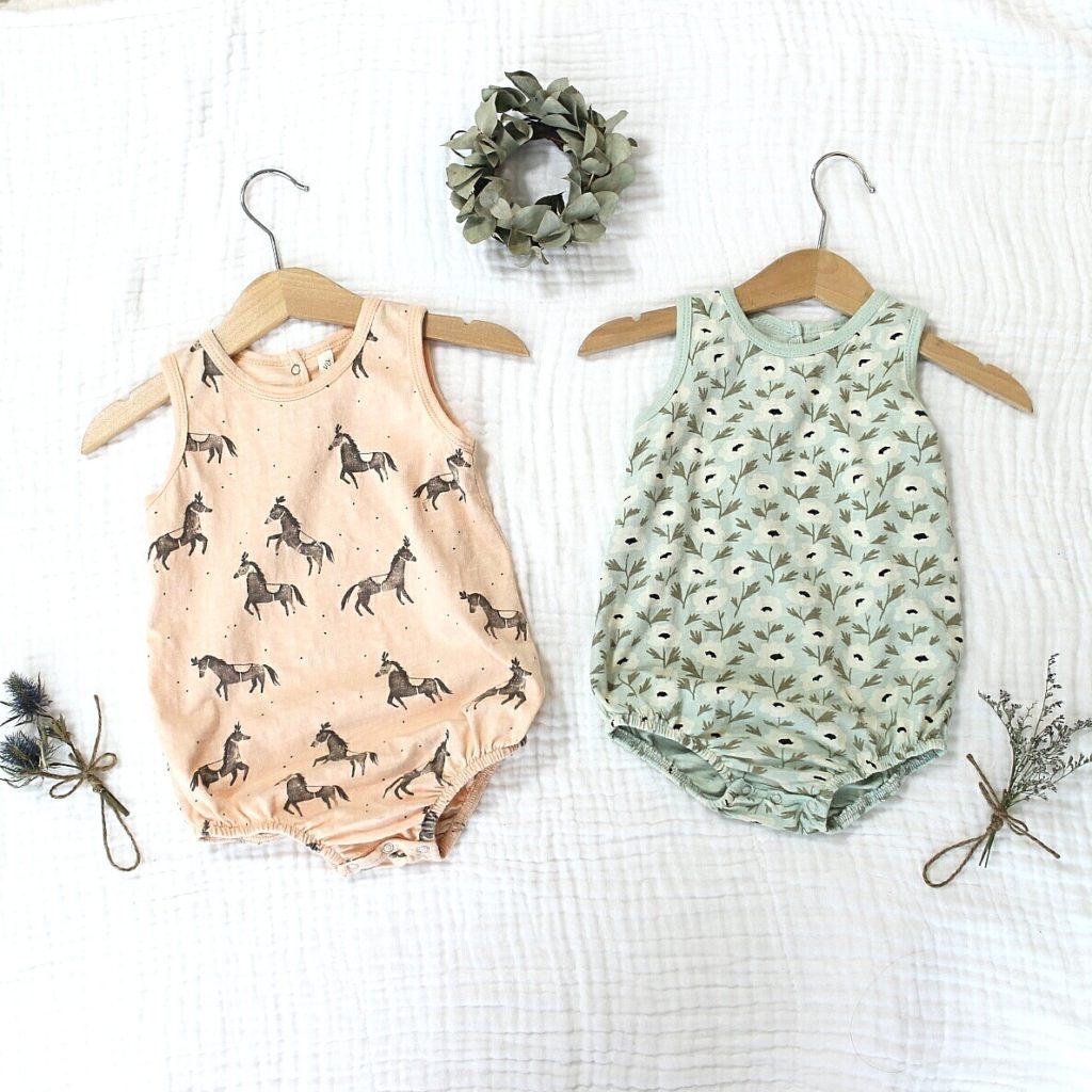 赤ちゃんの服を水通しをする前に絶対やったほうがいいこと。