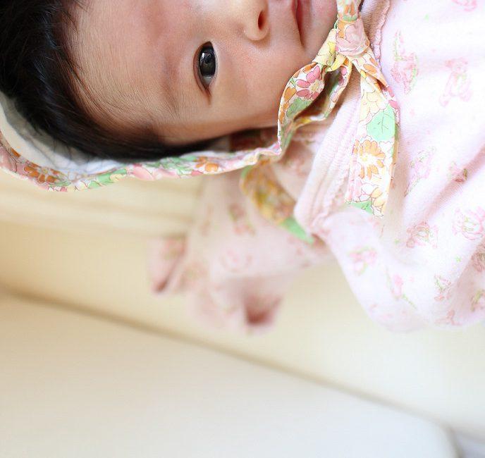 2人育児スタート:息子2才10ヶ月、娘新生児成長記録