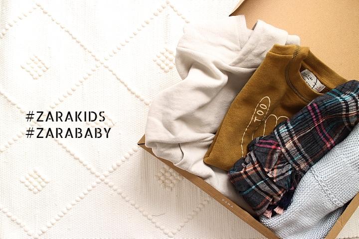 子供服のセール購入品が届きました!ZARAの企業戦略が好き。