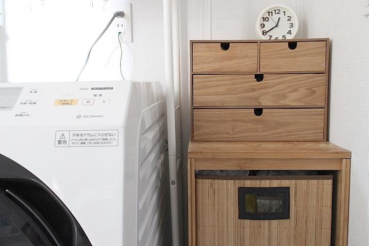 狭い洗面所の賃貸マンションにドラム式洗濯乾燥機を買った話。
