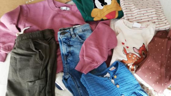 【速報】ZARAとH&Mの春夏子供服が届いたー!